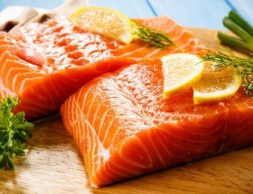 Los alimentos más importantes para estar saludables: Nº6, el salmón